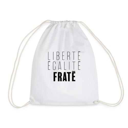 Liberté Egalité Fraté - Sac de sport léger
