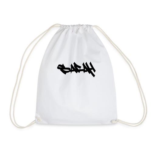 Sarah Name by DEUH - Drawstring Bag
