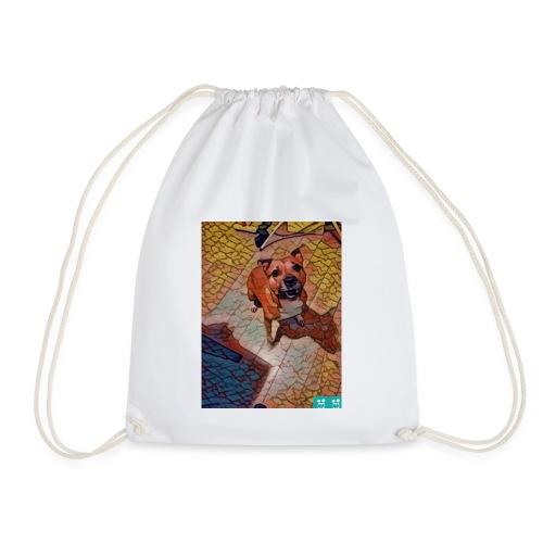 Foxy in kleur - Gymtas
