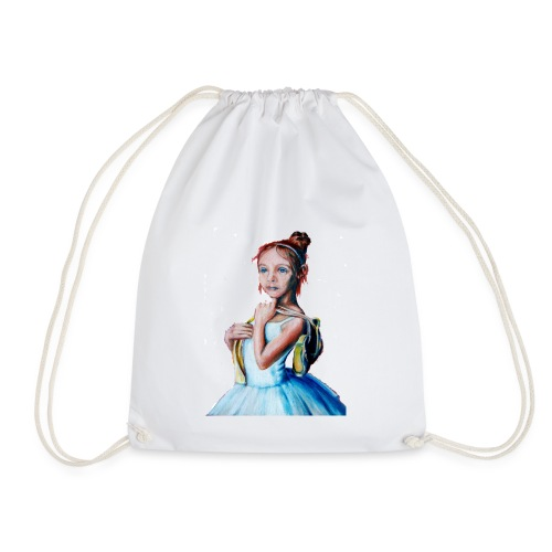 Little Dancer - Drawstring Bag