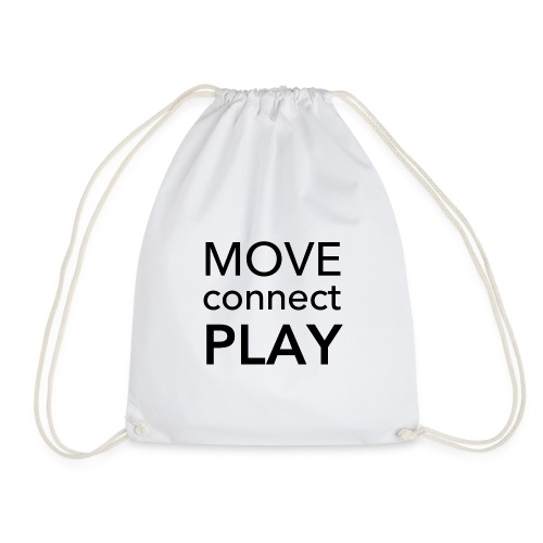 Move Connect Play - AcroYoga International - Drawstring Bag