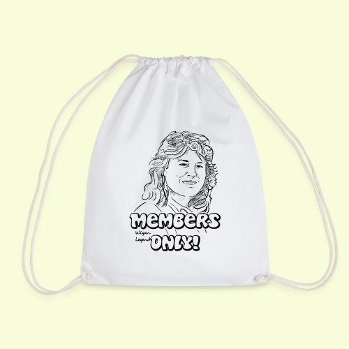 Barbara Calderbank - Drawstring Bag