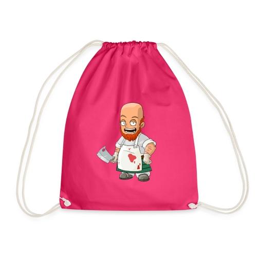 butcher - Sportstaske