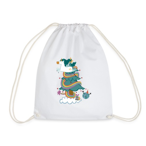 arbol-navidad - Mochila saco