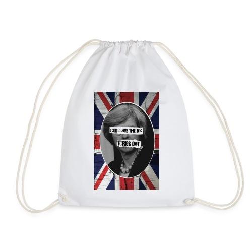 TORIES Out - Drawstring Bag