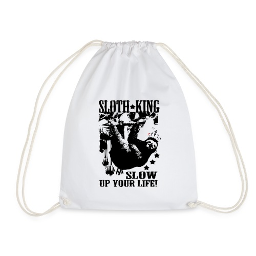 SlothKing - Turnbeutel