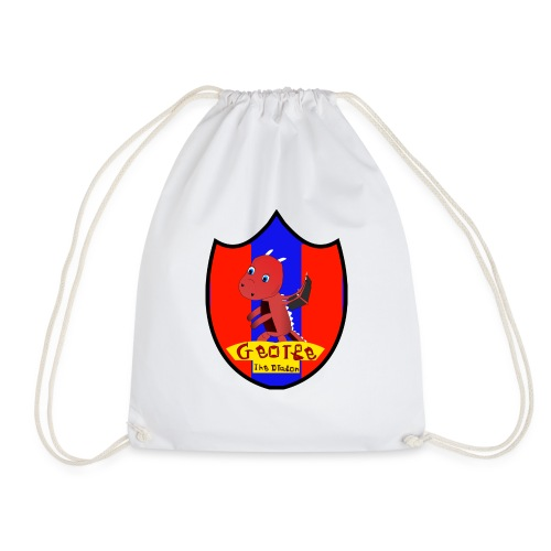 George The Dragon - Drawstring Bag