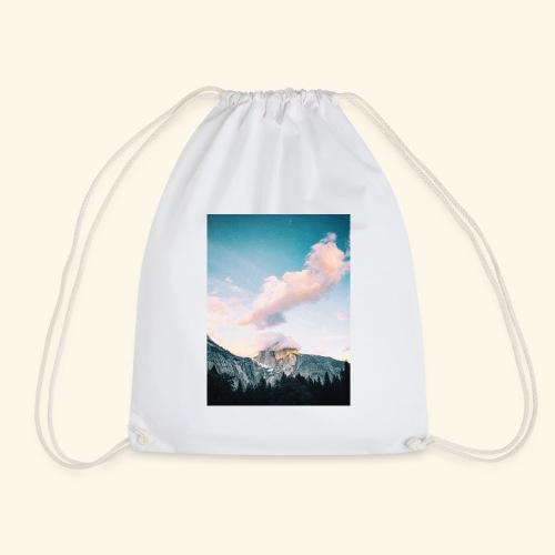 cloudy Mountain - Turnbeutel