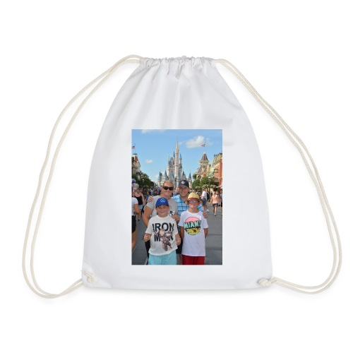 Magic Kingdom - Drawstring Bag