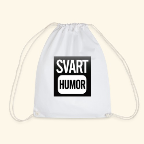 SVART HUMOR NORGE - Gymbag