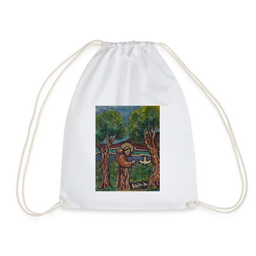 catharbookimage4 - Drawstring Bag