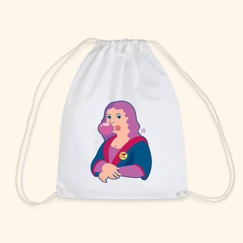 Mona lisa chicle - Mochila saco