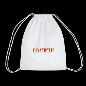 Louwie taxt - Gymnastikpåse