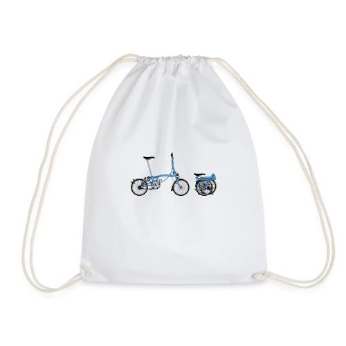 Brompton Bike - Drawstring Bag