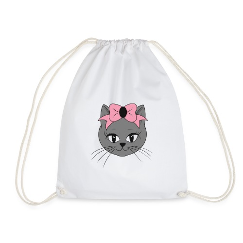 Meww Kitty Cat Hoodie - Gymbag