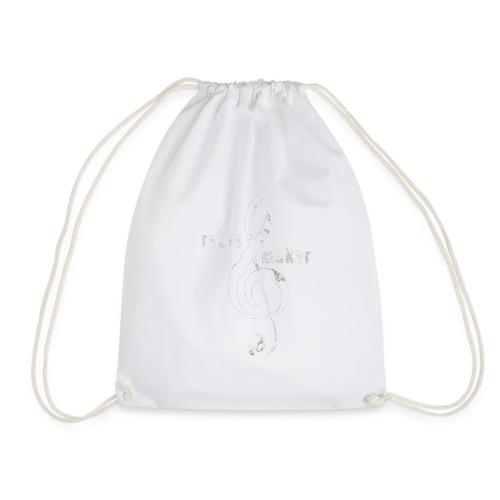 treble_maker-white - Drawstring Bag