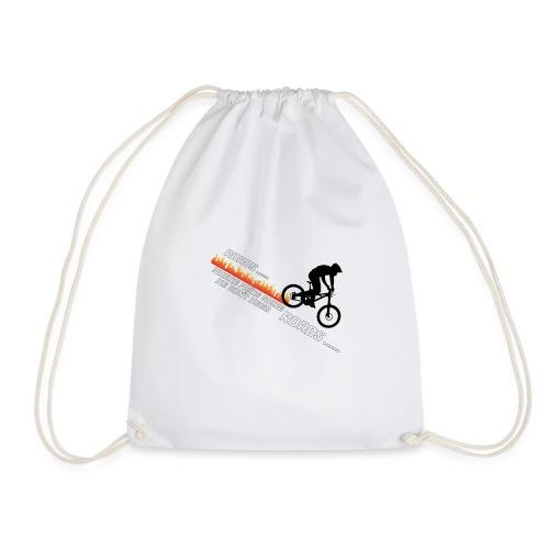 Roads? - Drawstring Bag