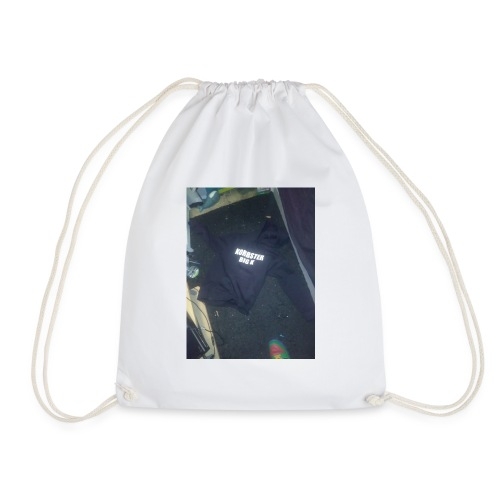 Big k Hoodie - Drawstring Bag