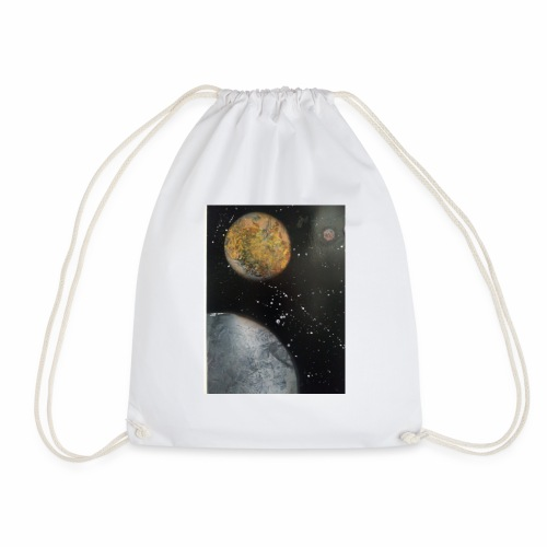 Space - Drawstring Bag