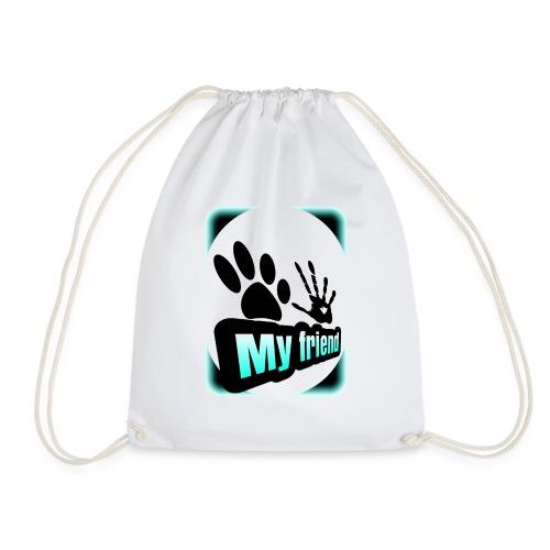 friend dog-err - Mochila saco