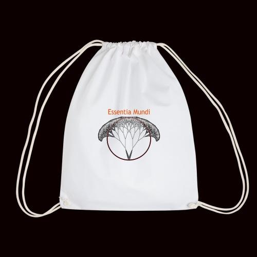 EM logo - Drawstring Bag