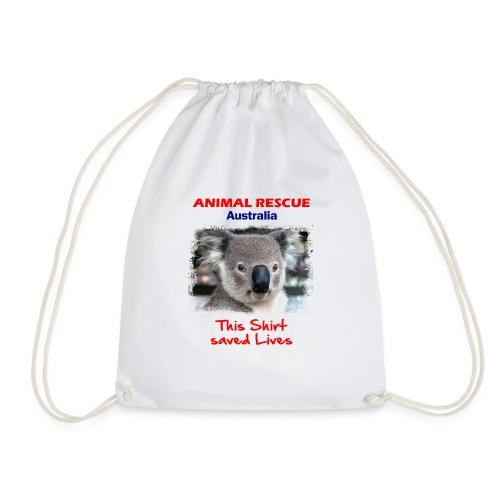 Australien KOALA RESCUE - Spendenaktion - Turnbeutel