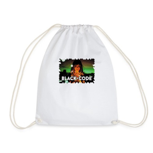 Black Code - Aedon - Drawstring Bag