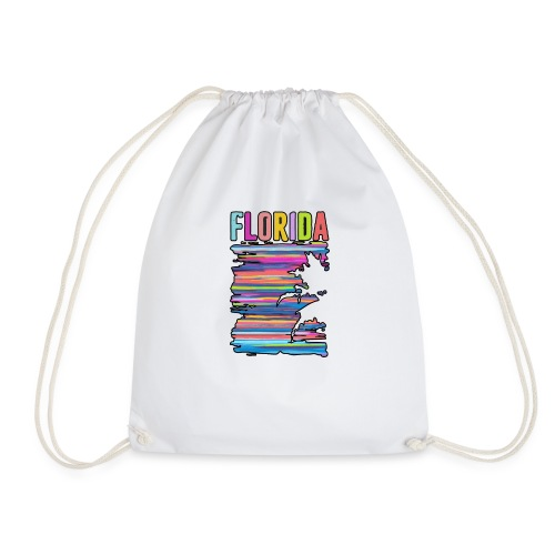 Florida - Drawstring Bag