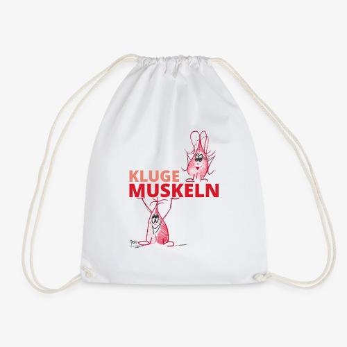 Kluge Muskeln - Turnbeutel