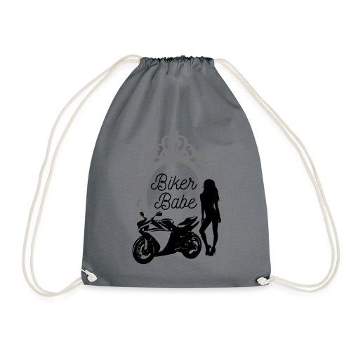 Biker Babe – Racing bike - Jumppakassi