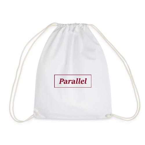 Parallel - Drawstring Bag