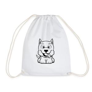 dog cartoon bully - Sac de sport léger