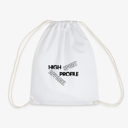 HIGH PROFILE SPORT - Drawstring Bag