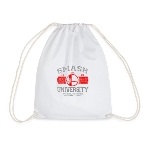 Smash University logo - Drawstring Bag