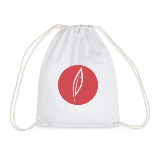 Logo - Rond rouge - Sac de sport léger