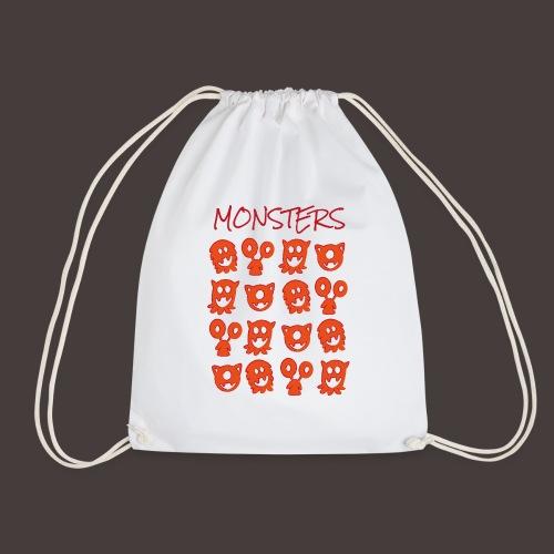 monsters - Sac de sport léger