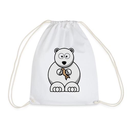 ours blanc - Sac de sport léger
