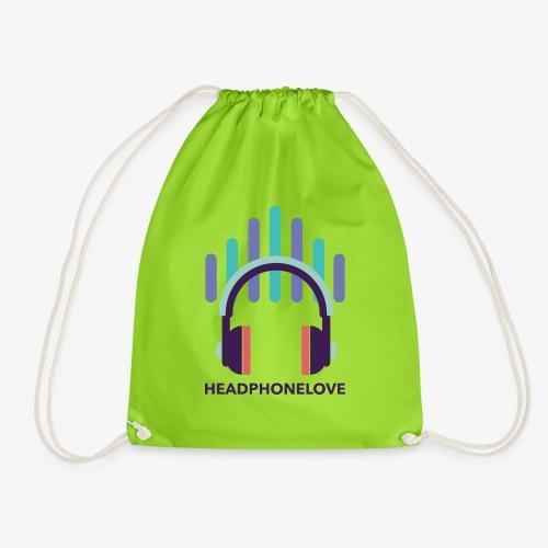 headphonelove - Turnbeutel