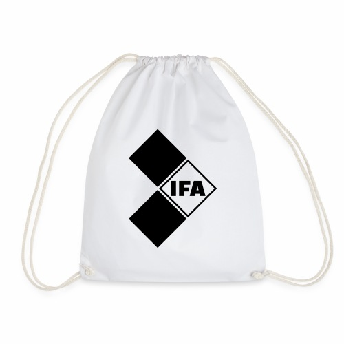 IFA Logo - Drawstring Bag