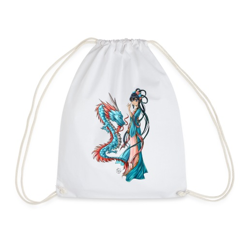 Blue Dragon - Sac de sport léger