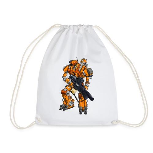 System Reboot Podcast Robot - Drawstring Bag