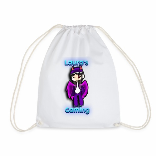 Laura's Gaming - Drawstring Bag