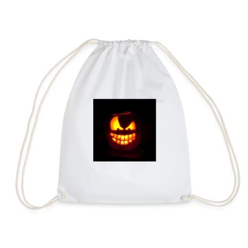 halloween jack - Sacca sportiva