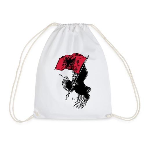 Albanischer Adler - Gymnastikpåse