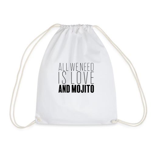 Love and Mojito - Sac de sport léger