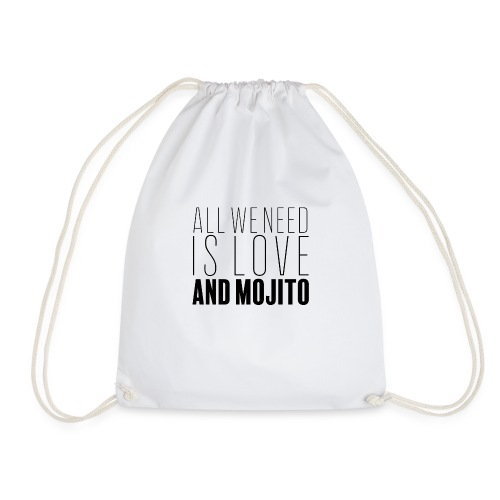 Love and Mojito - Sac de sport léger