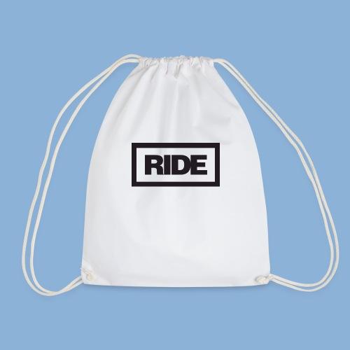 Ride Merchandise - Drawstring Bag