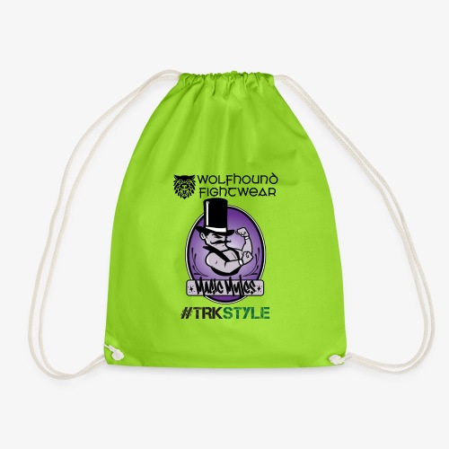 myles front 0518 - Drawstring Bag