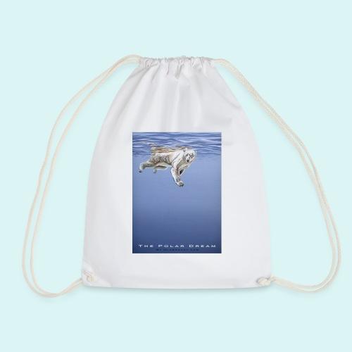 The Polar Dream - Drawstring Bag