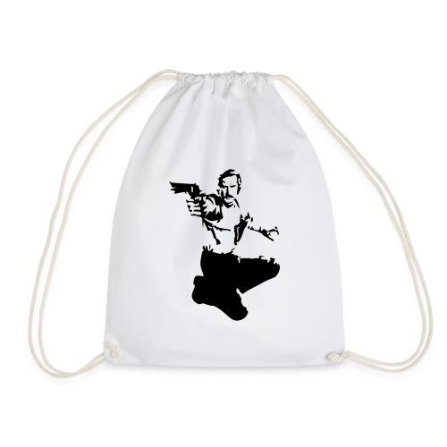 Napoli Violenta! - Drawstring Bag